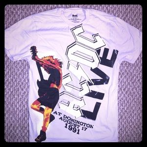 Other - ACDC Live at Donington T-Shirt